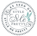 Featured on Style Me Pretty